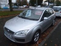 Ford FOCUS LX TDCI, 5 door hatchback,FSH,full MOT,nice clean tidy car,runs and drives well,YB56VRJ