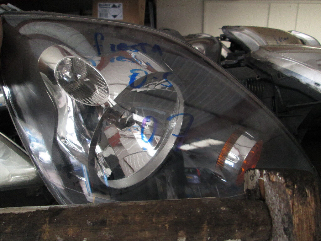 2006-2008 FORD FIESTA HEADLIGHTS FOR SALE BARGAIN!!!!!