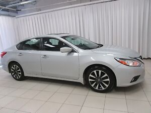 "2017 Nissan Altima """"ONE OWNER"""" SV POWER SUNROOF ALLOYS HEATED"