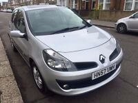 Renault Clio dynamic 1.4 5 Doors Hatchback 56,000 Miles Full service 2 keys Panoramic sun roof