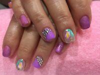 Shellac/Gel polish Manicure