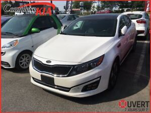2014 Kia Optima SX Turbo TOIT CUIR NAVIGATION CAM.RECUL