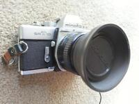 MINOLTA SLR 35MM FILM CAMERA