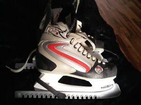Sher wood ice skates UK6