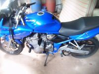 Suzuki Bandit 600 very good condition