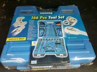 Brand New Kincrome 166 Socket Spanner Set Wrench Halfords 170 200