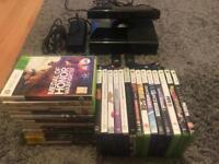 Xbox 360 4Gb E for sale, amazing condition. EXTRAS!!