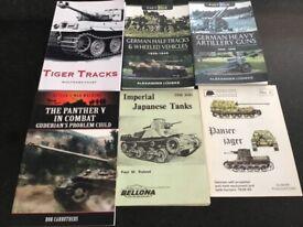 World War 2 book lot (6)
