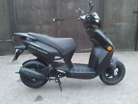 2015 Epico 50cc two stroke scooter from Austria not China