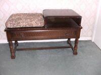 Priory Telephone table