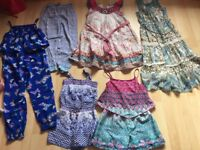 Bundle of Monsoon clothes - Age 7 - all in perfect condition