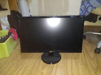 Acer K242HLbd 24 inch monitor