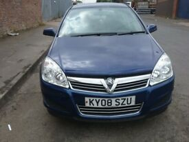 Low Mileage-Vauxhall Astra 1.4 Full Year MOT Excellent Condition Throughout Very Clean Great Runner