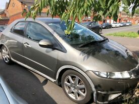 HONDA CIVIC 1.8SEI 2006 06 CHEAPEST IN THE COUNTRY £595 NO OFFERS