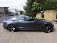 Tesla Model S Auto 5dr 85 KWh (grey) 2015