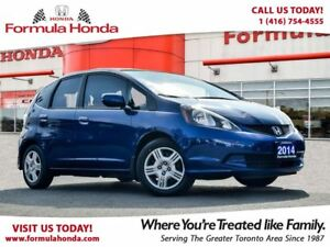 2014 Honda Fit LX BLUETOOTH | MINT CONDITION