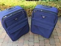 2 x Antler Suitcases