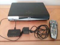 Sky+HD Box with remote control