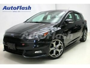 2015 Ford Focus ST Turbo 252hp!! GPS *Cuir/Leather* Toit/Roof*