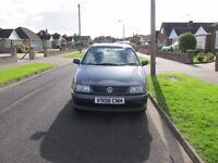 1999 VW POLO 1.9 DIESEL ONLY 79000 MILES SERVICE PERFECT CONDITION