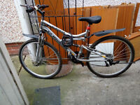 K2 fasion sport mountain bike