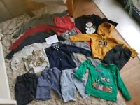Boys clothes 3 - 4 years
