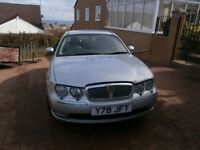 Rover 75dl.