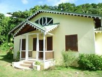 HOUSE & LAND FOR SALE IN THE CARIBBEAN - SOUFRIERE, ST. LUCIA, W.I.