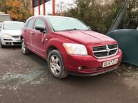 2007 Dodge Caliber - Breaking for Parts