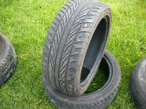 Two 215-45-17  tires $90.00