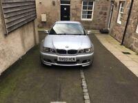 BMW 330ci MSport - Auto - New M.O.T - Low Miles
