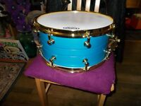 hand made snare drum