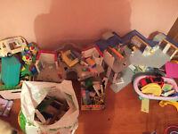 Playmobil, peppa pig big bundle