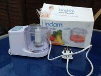 Lindam mini food processor