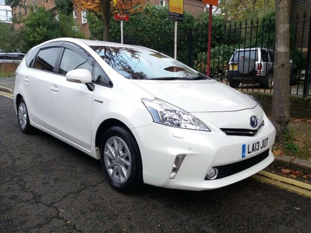must go quick sale toyota prius plus hybrid 7 seater 2013 low mileage genuine hpi clear 5. Black Bedroom Furniture Sets. Home Design Ideas