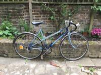 Vintage Raleigh Wisp Ladies Road Bike