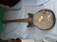 Westbury track 2 bass guitar vintage and rare look@@!! **can post**