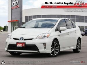 2013 Toyota Prius One Owner, Toyota Serviced
