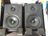 Mackie MR5 monitor speakers Spares and Repairs