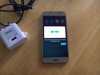 Samsung Galaxy S6 SM-G920F - 32GB - Gold Platinum (Unlocked) Smartphone excellent condition