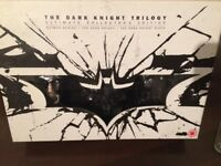 Dark Knight Ultimate trilogy on Blu-ray