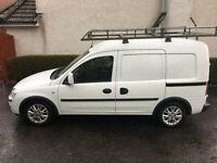 Vauxhall Combo 1.7cdti ECO FLEX. 03/17 MOT. Great condition. full service history
