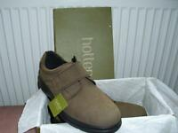 "Men's HOTTER shoes size 11.. BNIB with tags..Style..""Shore""..rrp..£70.00"