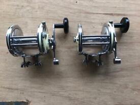 Boat reels