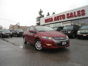 2010 Honda Insight 5dr CVT LX AUTO GAS/HYBIRD PW PL PM LOCAL ON