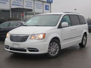 2016 Chrysler Town & Country Touring B.up Camera Heated Seats Al