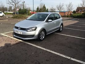 2010 VOLKSWAGEN POLO 1.2 SE, 5 DOOR