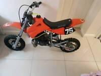Ktm 50 jr spares or repaire