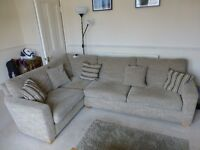 Super Comfortable John Lewis Corner Sofa and Arm Chair - Great Condition! £320