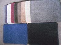 Carpet Mats Brand New great for doormats, caravans, car mats, pet cages etc
